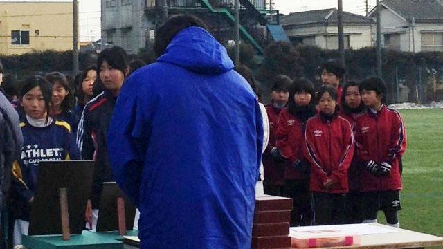 卒団記念大会2