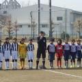 第1回埼玉県サッカー4種少女チーム新人戦大会