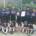 平成26年度 川越女子U-10ミニサッカー大会(第3回大会)準優勝!