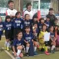 平成27年度 川越女子U-10ミニサッカー大会(第4回大会)優勝!