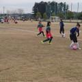 平成27年度 熊谷市スポーツ少年団・進級大会 少女サッカーの部