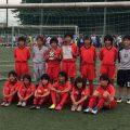 (埼玉県南部地区女子チーム選抜)少女サッカー埼玉カーニバル2016