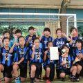 平成28年度 川越女子U-10ミニサッカー大会(第5回大会) 優勝!