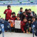 第10回埼玉県第4種サッカーリーグ選手権大会(表彰式&ミニサッカー)