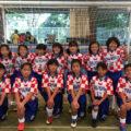 平成30年度 川越女子U-10ミニサッカー大会(第7回大会)