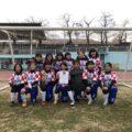2018年度 第7回 U-10 ガールズエイト交流戦 クリスマスカップ@松戸 優勝!