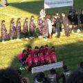 皇后杯 JFA 第41回全日本女子サッカー選手権大会(エスコートキッズ)