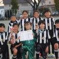 第34回NS杯・青梅新町招待少女サッカー大会準優勝!