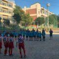 神根東サッカー少年団 練習試合